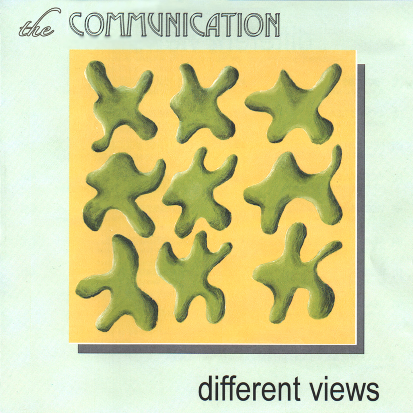 The Communications - Different view